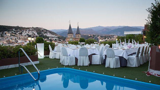 Hotel Carmen / Piscina / Pool