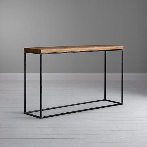 £199 - Buy John Lewis Calia Console Table Online at johnlewis.com
