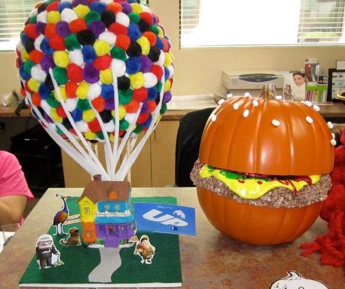 88 Best Pumpkin Contest Images On Pinterest Pumpkin