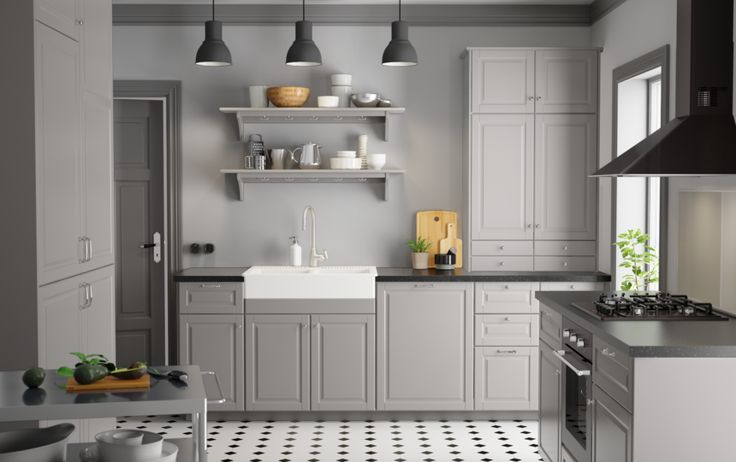 1000 ideas about modern ikea kitchens on pinterest ikea for Cuisine traditionnelle