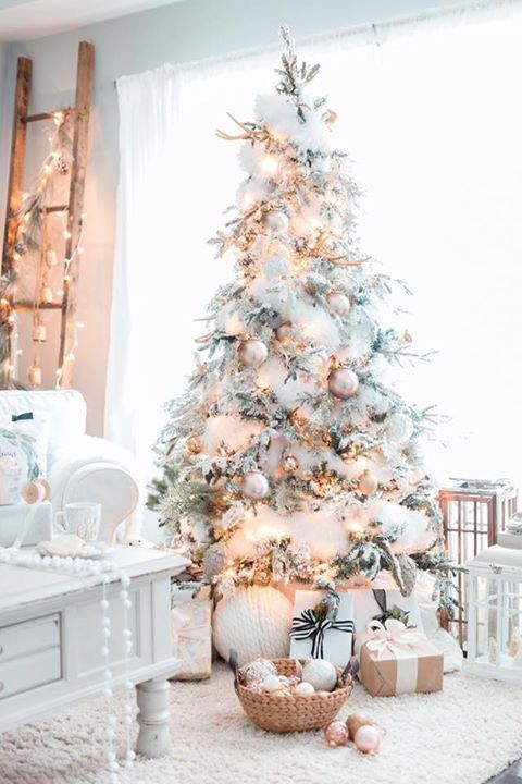 Magically beautiful Christmas tree!