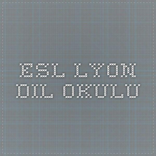 ESL Lyon Dil Okulu