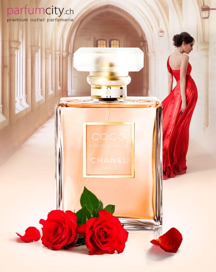 Ein sinnliches und feminines Parfum, das Ihren Charme betont.
