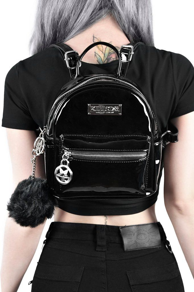 0aa9eb83b KILLSTAR Darcy Mini Backpack [GLOSS] in 2019 | •bags• | Mini ...