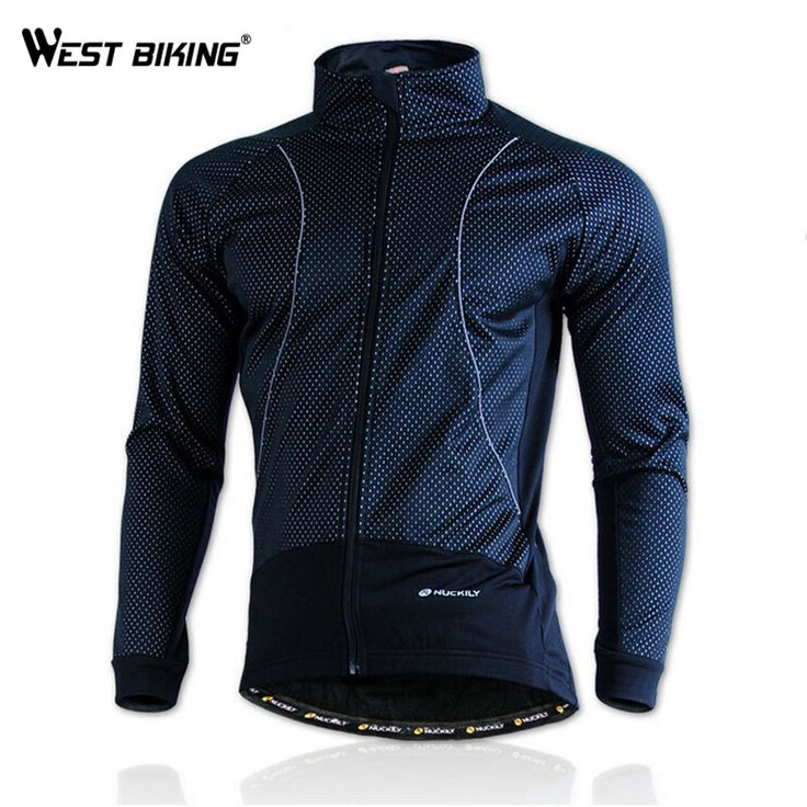 WEST BIKING Winter Bike Clothing Rainproof Fleece Coat Thermal Bicycle Windproof Ropa Ciclismo Jacket Bicycle Cycling Jacket Men //Price: $93.95 & FREE Shipping //     #hashtag3