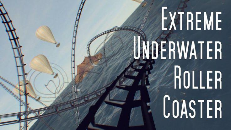 #VR #VRGames #Drone #Gaming Extreme Underwater Roller Coaster 3d roller coaster, 3d rollercoaster, 3d under the sea, 3d underwater, 3d video, extreme 3d, extreme roller coaster, extreme rollercoaster, fast roller coaster, high speed roller coaster, montaña rusa 3d, montanha-russa 3d, OniricFlow, pov roller coaster, scariest roller coaster, scary roller coaster, underwater roller coaster, underwater rollercoaster, vr videos, water park, سرع السفينة الدوارة,