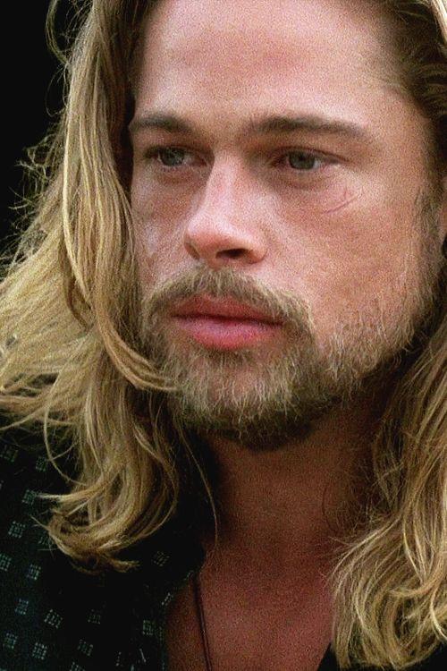 Brad Pitt.   Tristin
