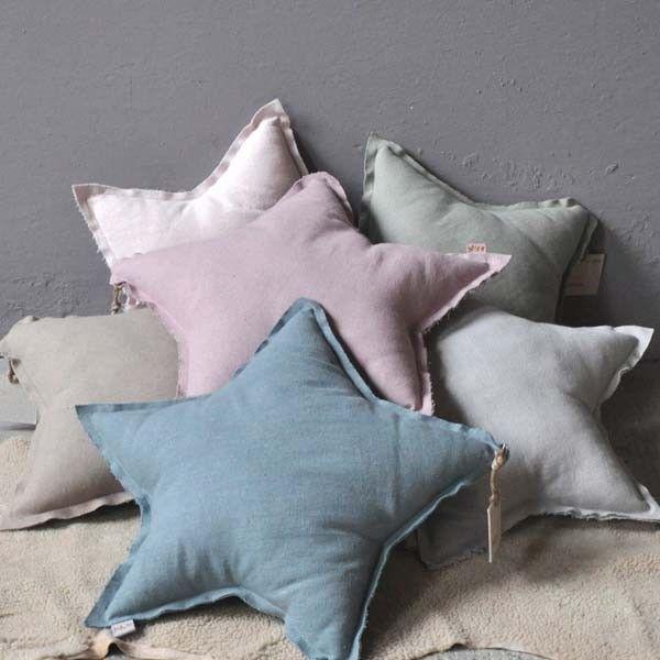 star cushion – small