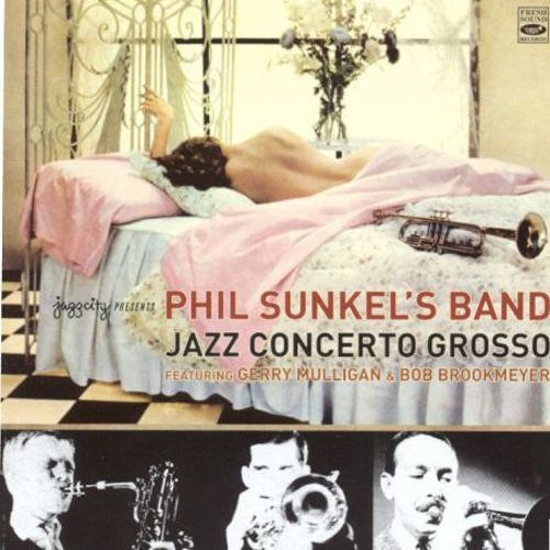 Jazz Concerto Grosso [CD]