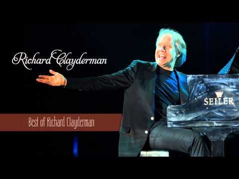 Richard Clayderman -  Unchained Melody Valentine's Day Romantic Piano Lo...