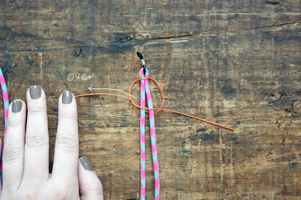 For The Makers: Half Moon Sunglass Strap