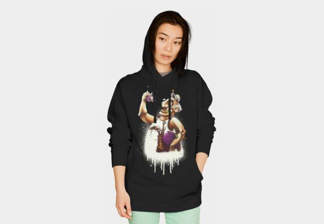 Graffiti Insect Eater on t-shirt, hoodie and more.
