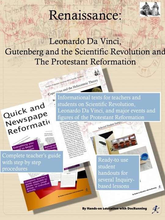 protestant reformation and scientific revolution essay