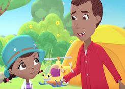 DoctoraJuguetesJuegos.com - Juego: Rompecabezas Papá de Doc Juguetes - Juegos de Puzzles de Doctora Juguetes Disney Jugar Gratis Online