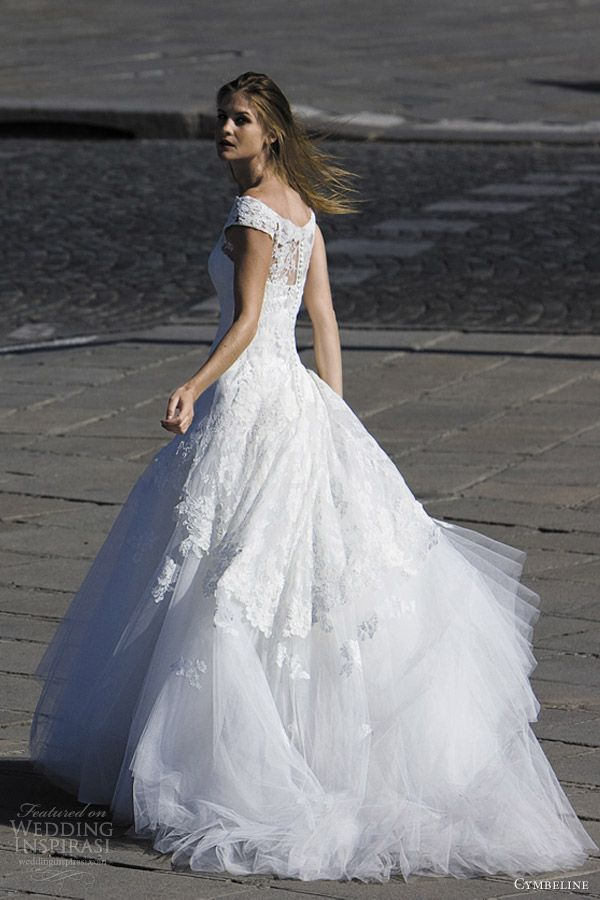 cymbeline wedding dress 2013 garance ball gown