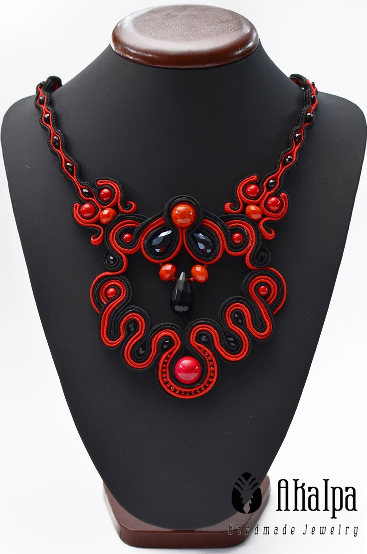 Kawung Necklace (available)