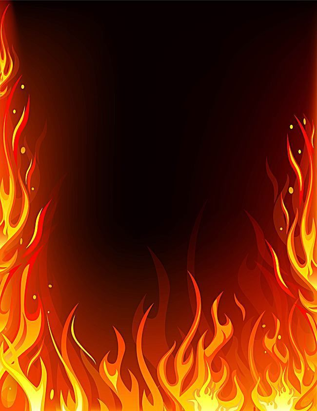 Vector Flame Background Flame Fire Burning Fire Photography Smoke Wallpaper Flame Art