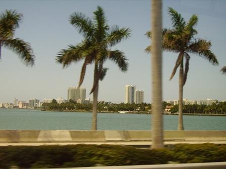 Miami, USA, spring 2008