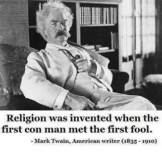 ... And they said Mark Twain wrote fiction!