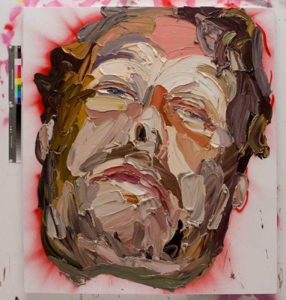 Ben Quilty Untitled (Bonehead)