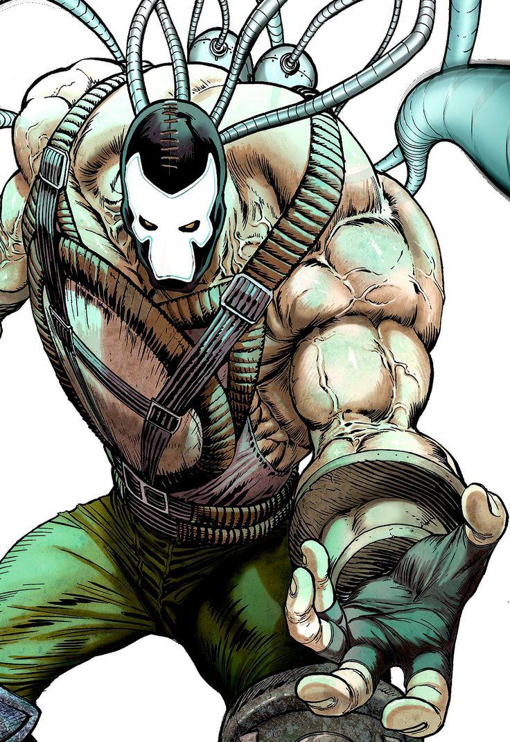 162 best Batman - Bane images on Pinterest   Superhero ...