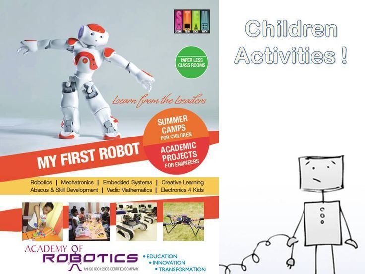 Fast Growing Robotics Academy - Franchise Opportunity  Academy of Robotics is the brain child of skilled professionals providing Education in the field of Robotics Technology. It provides a platform to the students to unleash their Dreams, Skills, Creativity and assists them in exploring their Hidden potentials in Robotics.  Contact Us: info@franbs.com 8121 913913 www.franbs.com