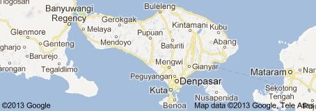 Bali come here man!
