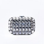Marilyn.  Diamonds are a girls best friend.  Contemporary and exquisitely glamourous, this diamond glitter clutch is the perfect way to give your evening look a radiantly shimmering finish.  Mollie Day.