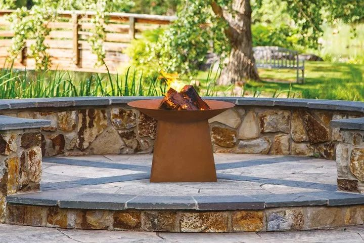 5 things you need to know about having a fire pit | Home Beautiful Magazine Australia