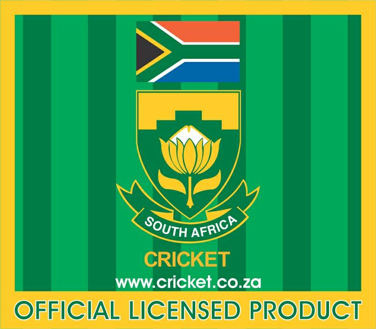 SA Cricket bracelet card www.beadcoalition.com