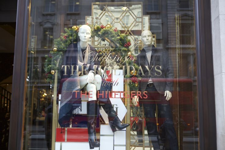 @tommyhilfiger on #RegentStreet have everything the #Christmas jet-setter needs.