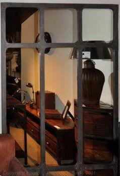 Miroir atelier Moyen modèle Chehoma Déco industrielle