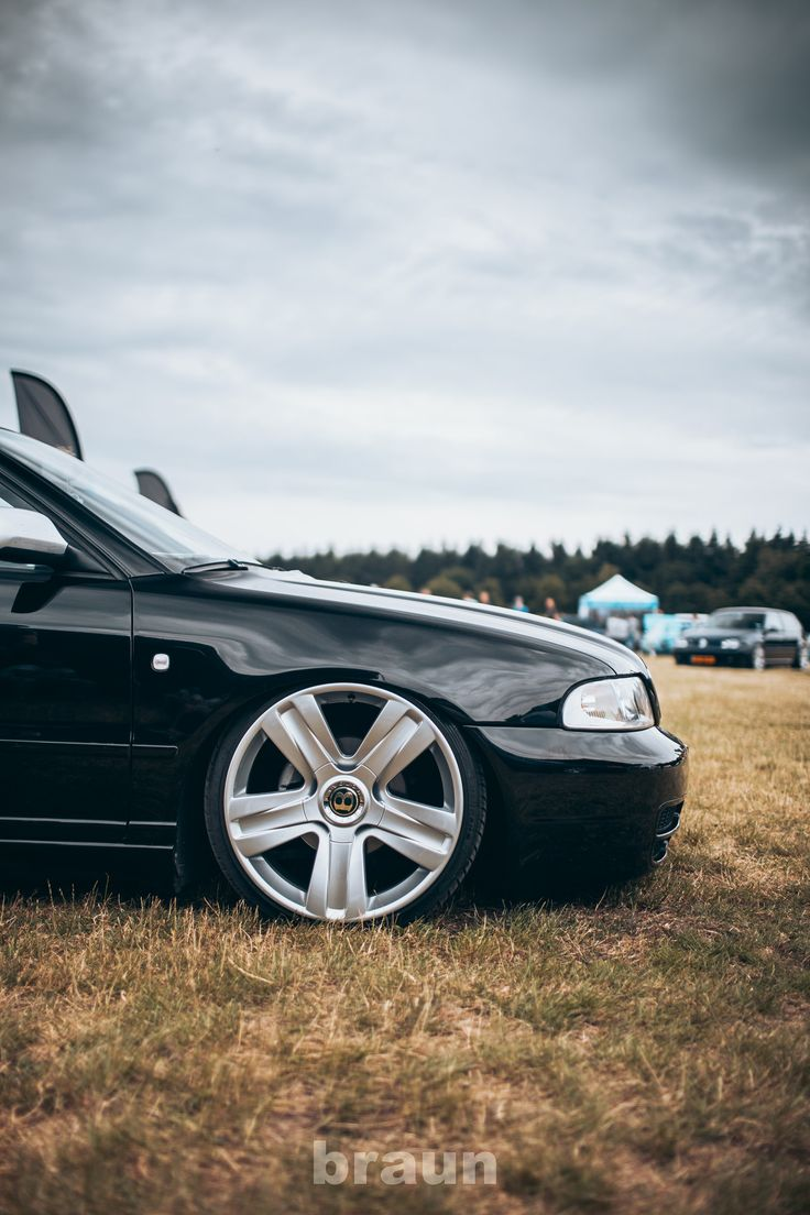 "https://flic.kr/p/viN3S9 | Audi A4 (B5) 1.8T - 19"" Bentley Continental GT"