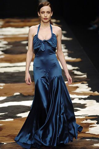 latest designer clothes in pakistan Julien Macdonald Autumn Winter 2005 6 Ready To Wear