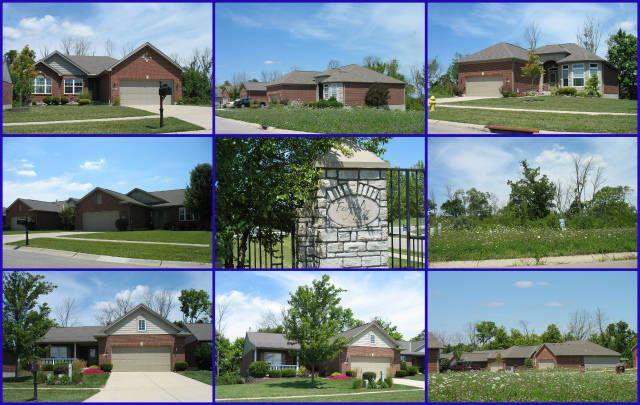 Cincinnati And Warren County Ohio Patio Homes: Cincinnati New Construction Patio  Homes The Enclave At Fairfield Falls By Ryan Homes