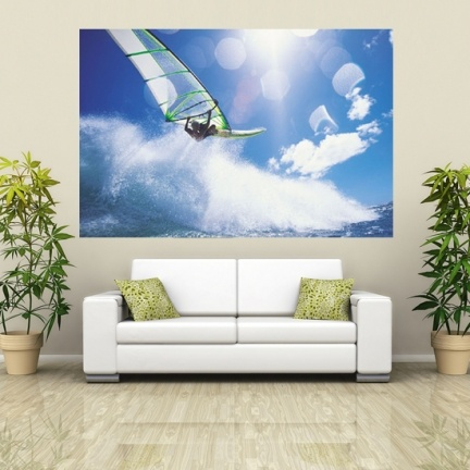 12 best images about self adhesive wall murals on pinterest - Bande adhesive murale ...