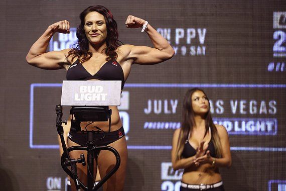Undefeated Ketlen Vieira to Face Former Title Challenger Cat Zingano at UFC 222 on March 3 - Sherdog.com