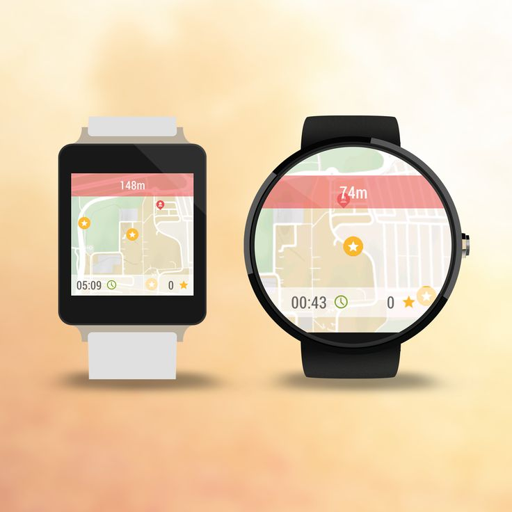 Runbit for Android Wear: http://runbit.se