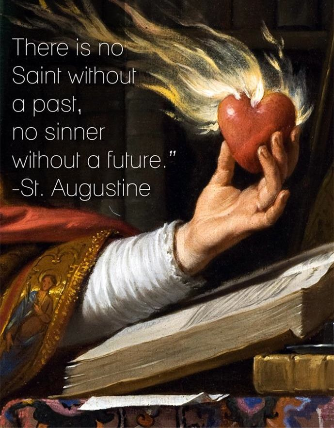 St Augustine develops his interpretation of moral evil in response to a plethora of contemporary opinions. He is familiar with the Platonic and Neoplatonic views that for man to run away from the true and the good and to succumb to the pleasures of the senses is to become ensnared by the world's attractiveness.