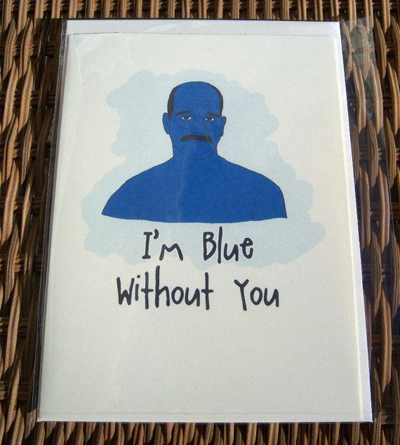 Arrested Development Tobias Card