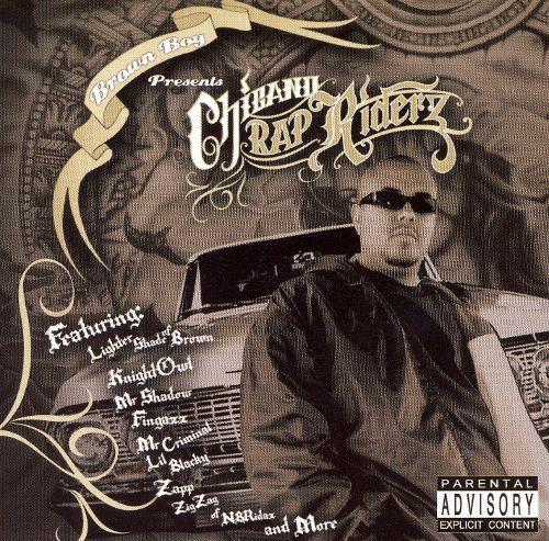 Chicano Rap Riderz [CD] [PA]