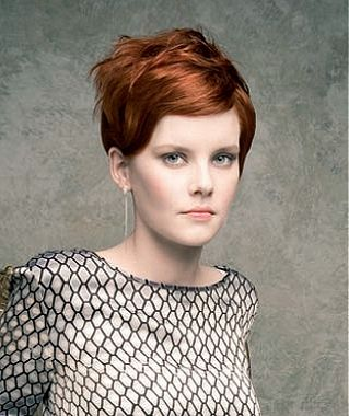 Holy crap I love this! The color is amazing and the cut is unbelievable. Could I go this short?
