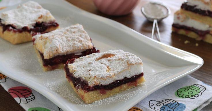 LA TORTA SLAVA è un dolce incredibile, tre strati di pura bontà e una scioglievolezza pazzesca!