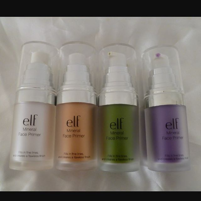 #elfcosmetics #playbeautifully #primer