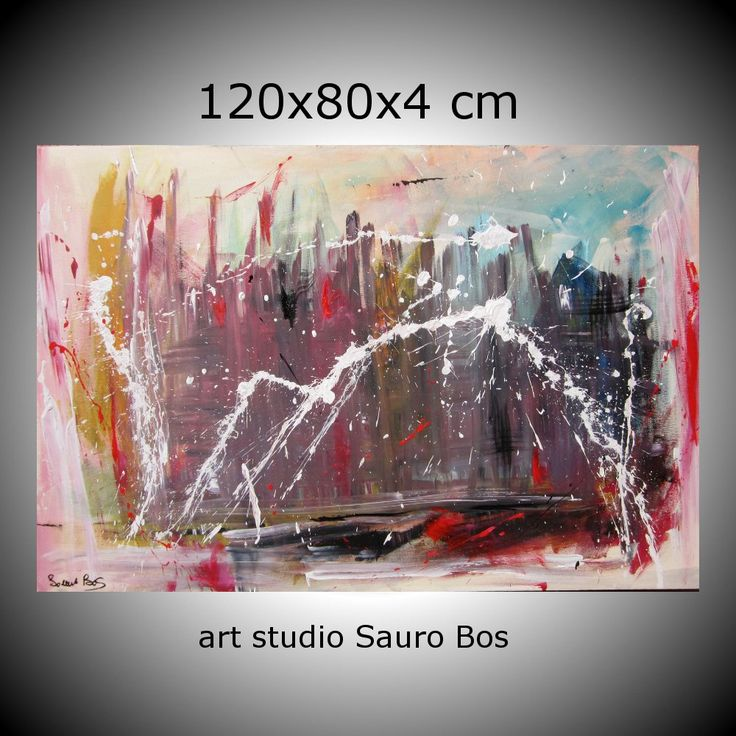 L'arte astratta utilizza vari elementi come i colori, le forme, la luce, e le linee . Quando gli effetti vengono aggiunti a questa forma d'arte la pittura diventa un magnifico  pezzo d'arte.olio su tela 120x80 per info:   http://www.saurobos.it/prodotto/quadro-astratto-120x80/