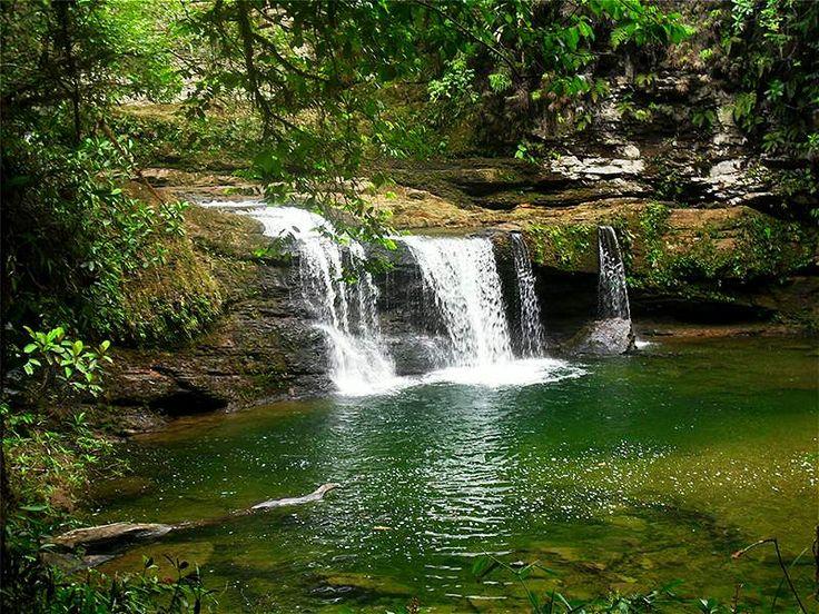 Cascadas del Fin del Mundo Mocoa-Putumayo