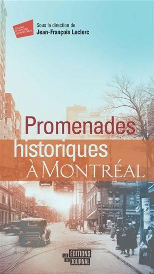 Par le truchement de photos prises au cours des ans, en collaboration avec le Centre d'histoire de Montréal, le Journal de Montréal a eu l'idée de vous faire découvrir Montréal de façon différente grâce à ses chroniques hebdomadaires Montréal retour sur l'image.L'idée a ensuite germé dans les esprits de reprendre ces chroniques et d'en faire un recueil utile à la planification de balades sur l'île de Montréal et ses environs. Le livre Promenades historiques à Montréal a été conçu avec cet…