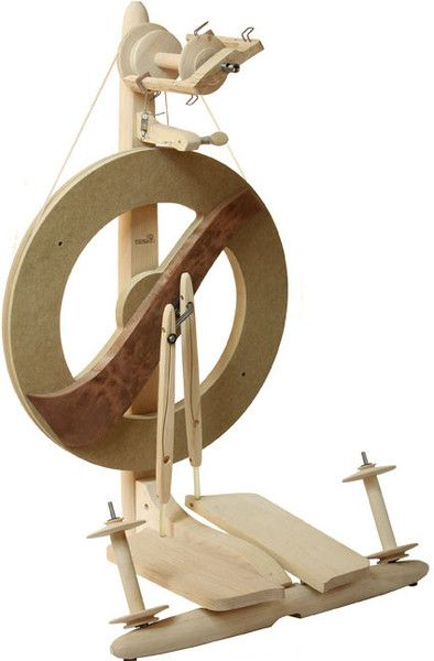 Kromski Fantasia Spinning Wheel £250 Spin City Shop