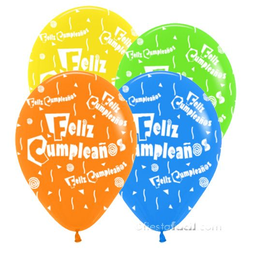 25 best images about fiesta cumplea os birthday party on - Globos fiesta cumpleanos ...