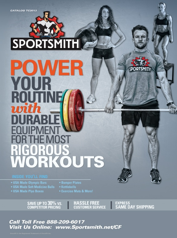 Sportsmith Training Equipment